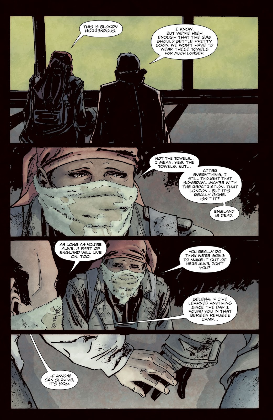 28 Days Later issue 24 - Page 8