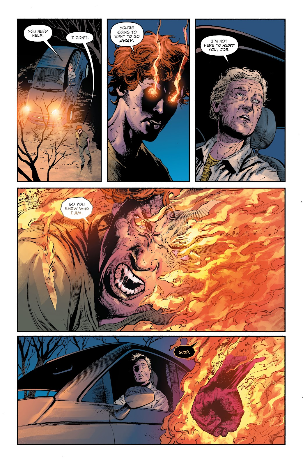Read online The Curse of Brimstone: Ashes comic -  Issue # TPB (Part 1) - 84