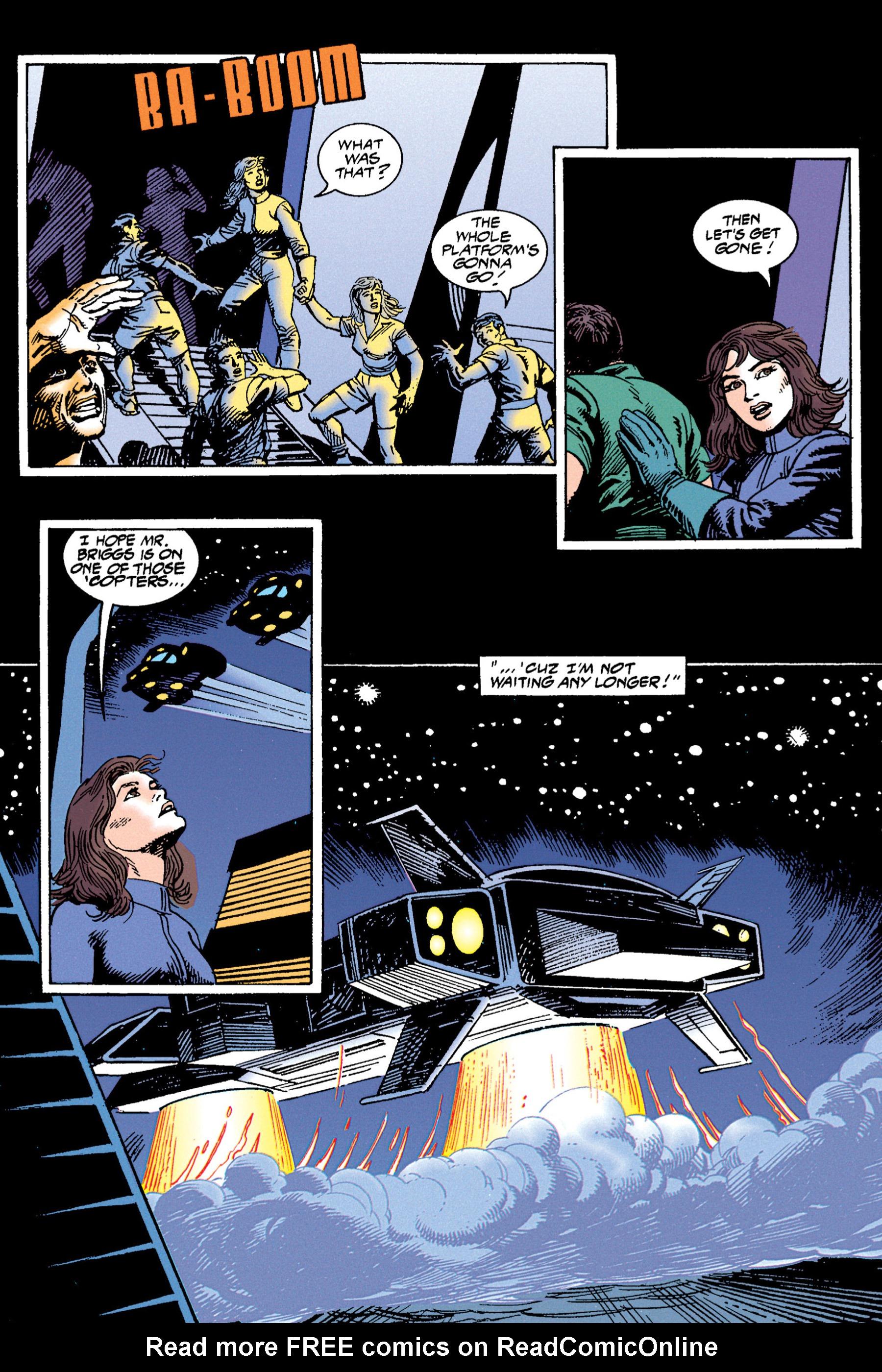 Read online Aliens vs. Predator Omnibus comic -  Issue # _TPB 1 Part 3 - 98