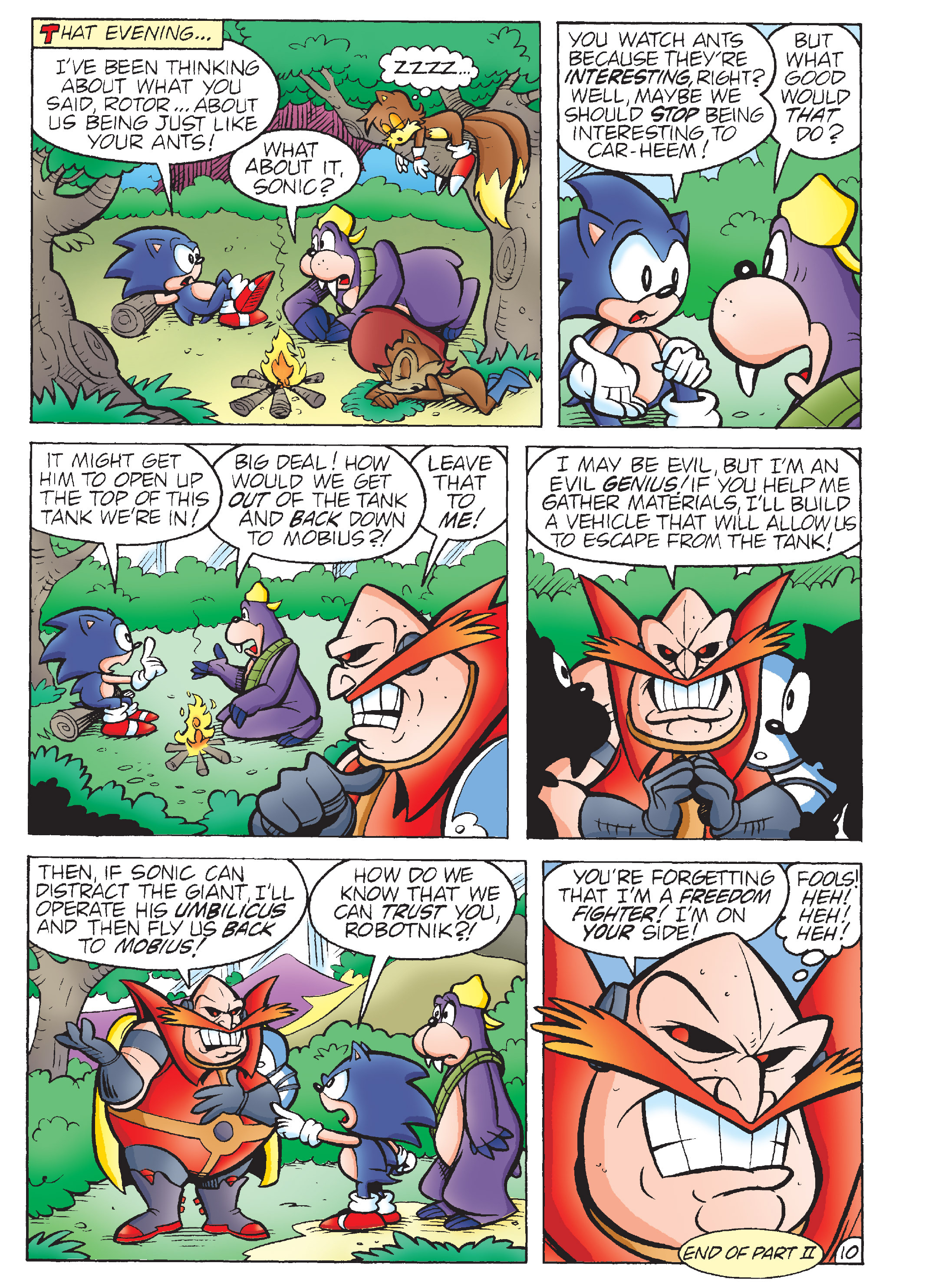 Read online Sonic Super Digest comic -  Issue #7 - 108