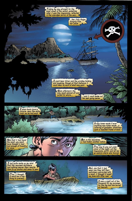 Read online Treasure Island comic -  Issue #4 - 13