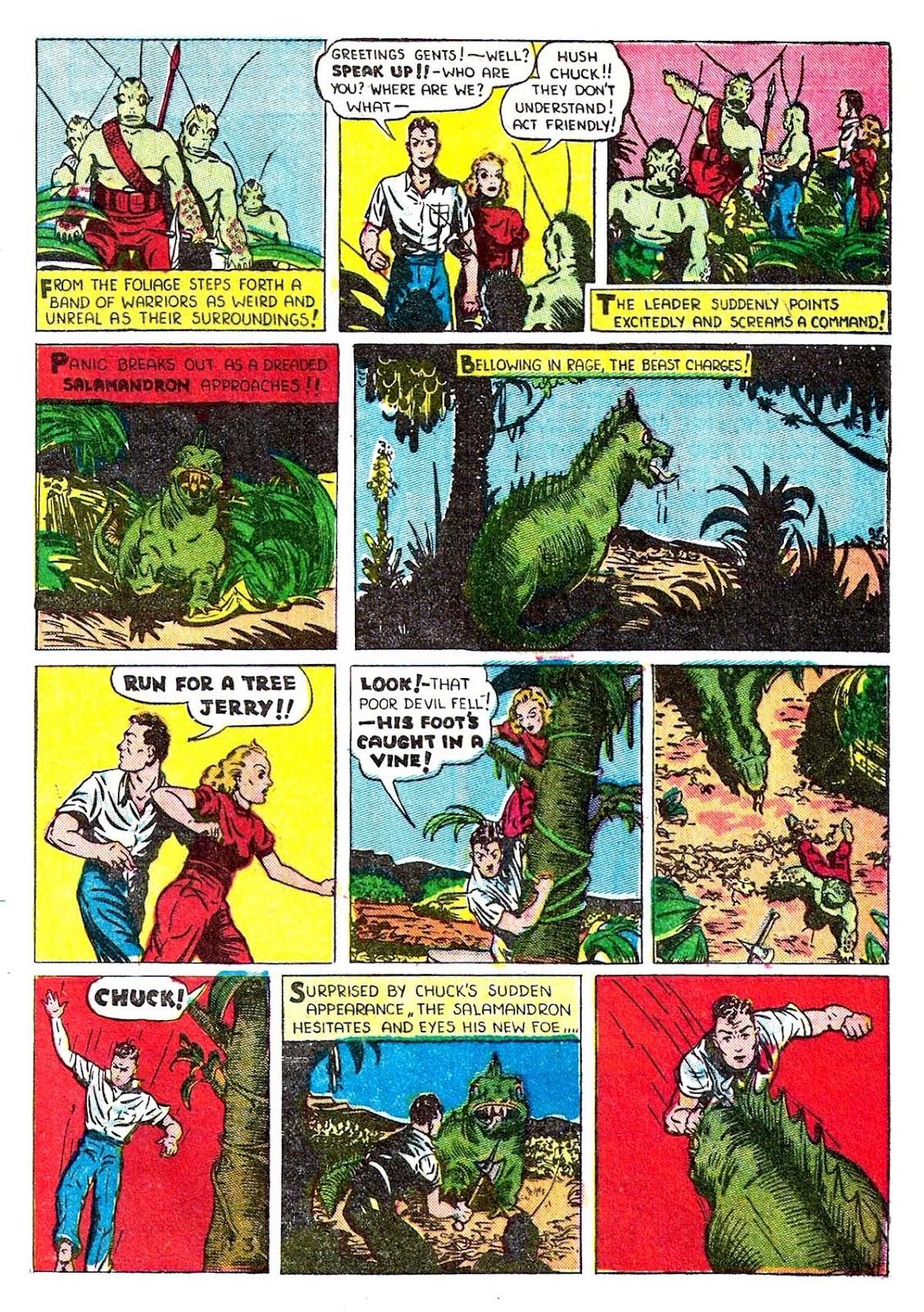 Amazing Man Comics issue 5 - Page 47