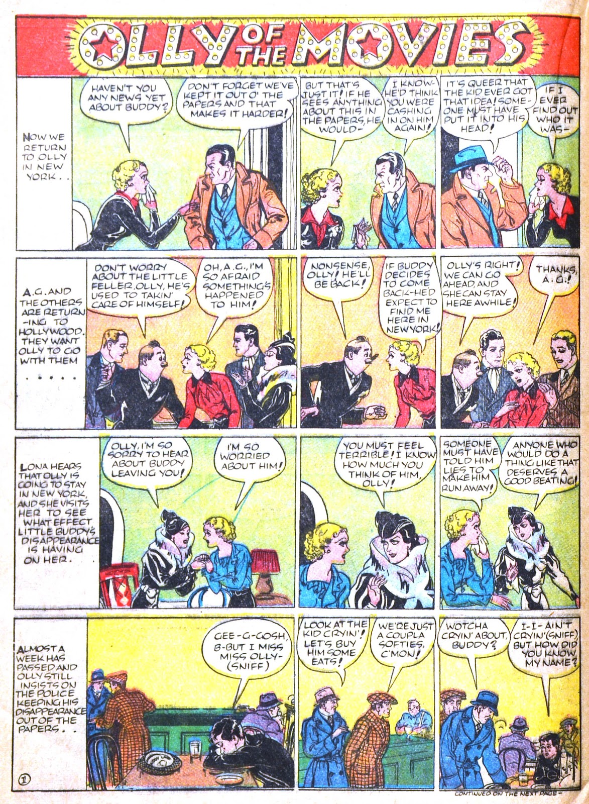 Read online Famous Funnies comic -  Issue #51 - 44