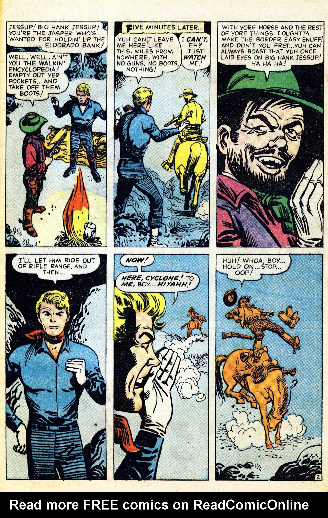 Read online Two-Gun Kid comic -  Issue #43 - 29