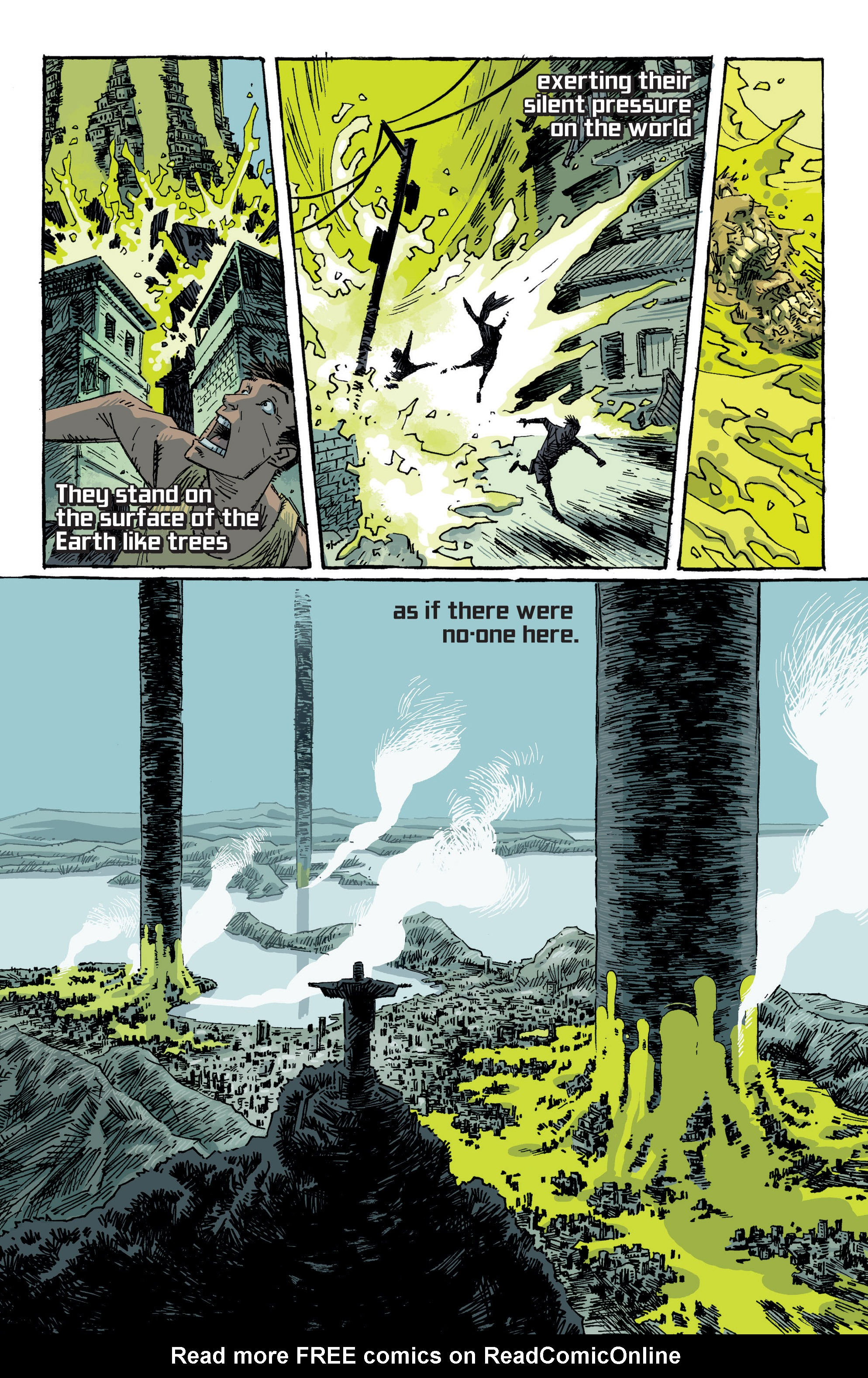 Read online Trees comic -  Issue #1 - 7