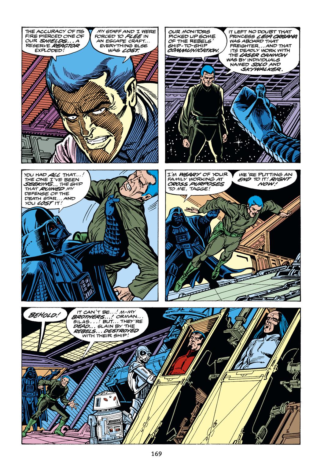 Read online Star Wars Omnibus comic -  Issue # Vol. 14 - 168
