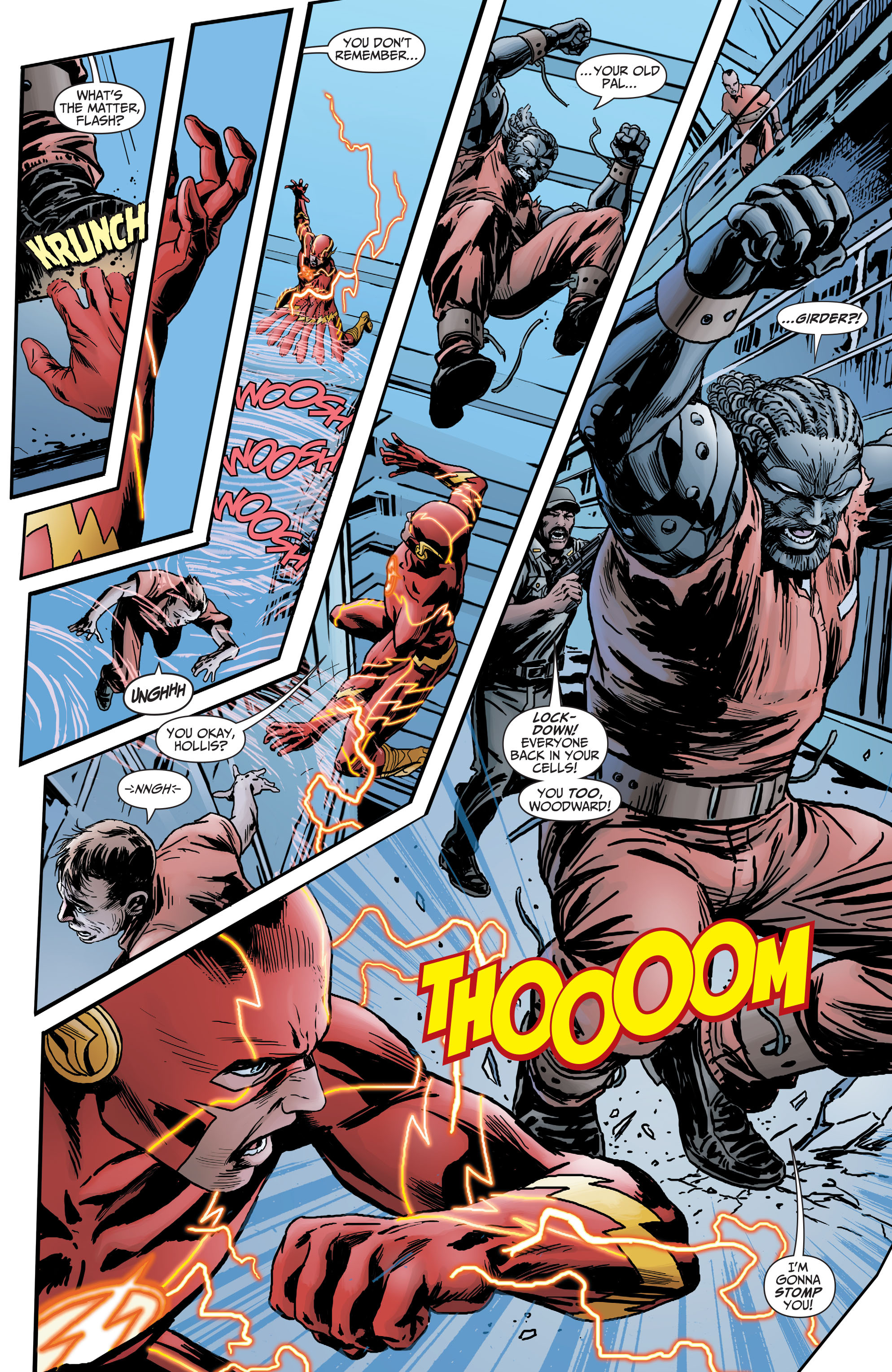 Read online The Flash (2011) comic -  Issue # _TPB 5 - 80
