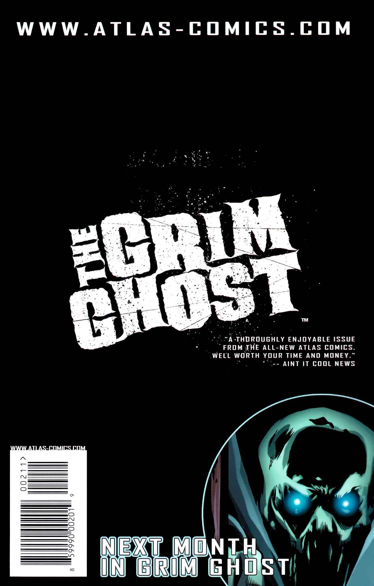 Read online The Grim Ghost comic -  Issue #2 - 24
