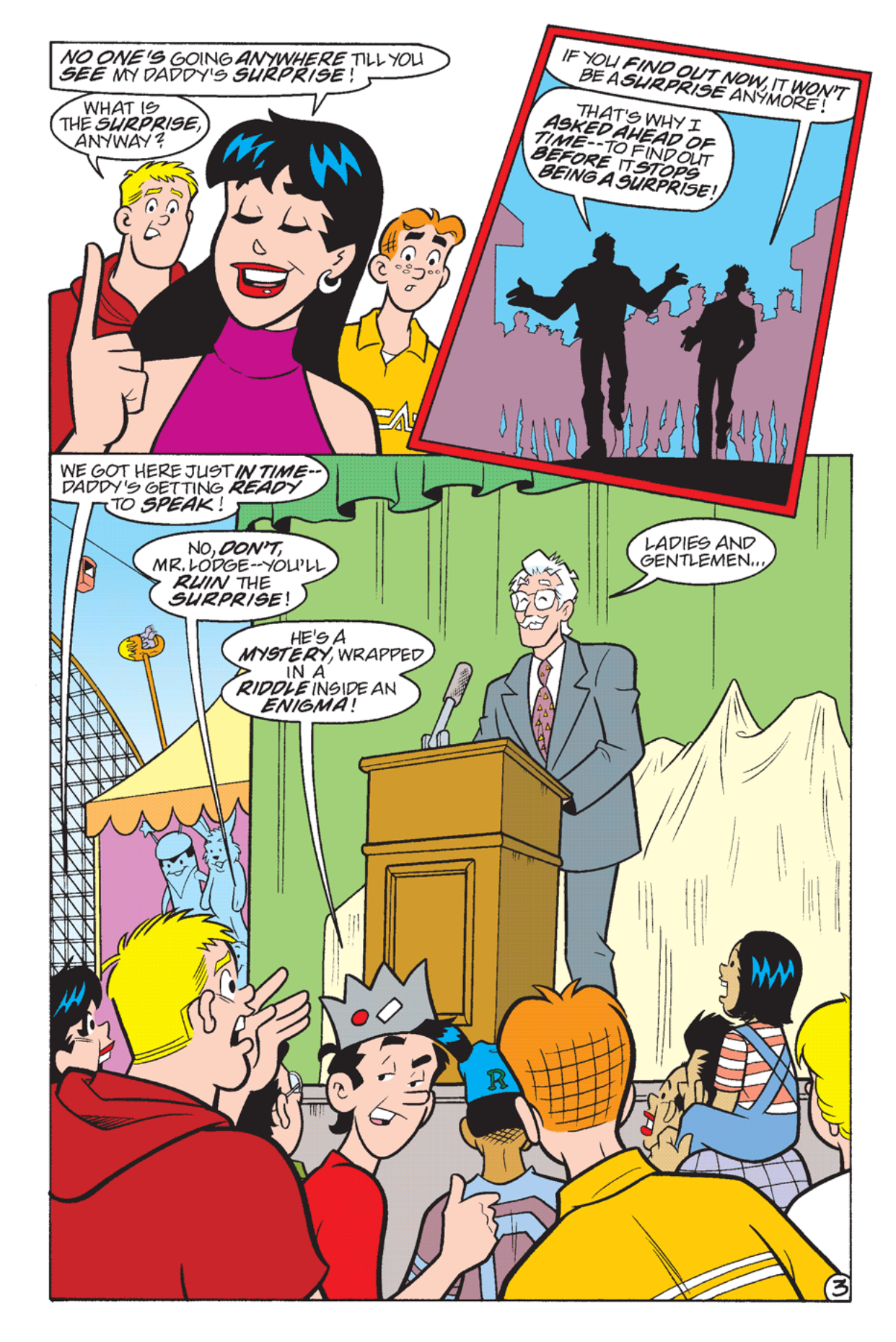 Read online Archie's Weird Mysteries comic -  Issue #23 - 5