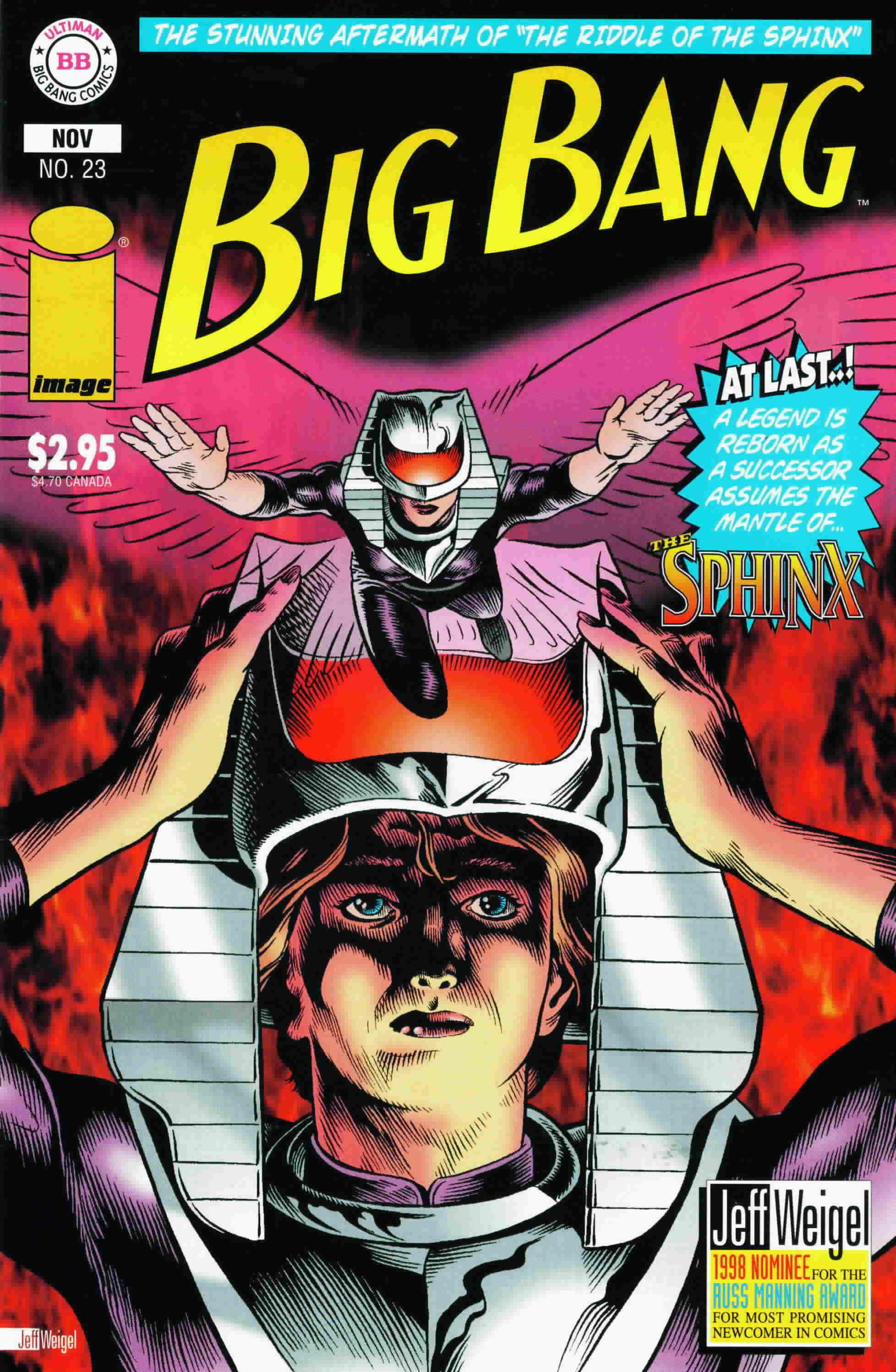 Big Bang Comics 23 Page 1