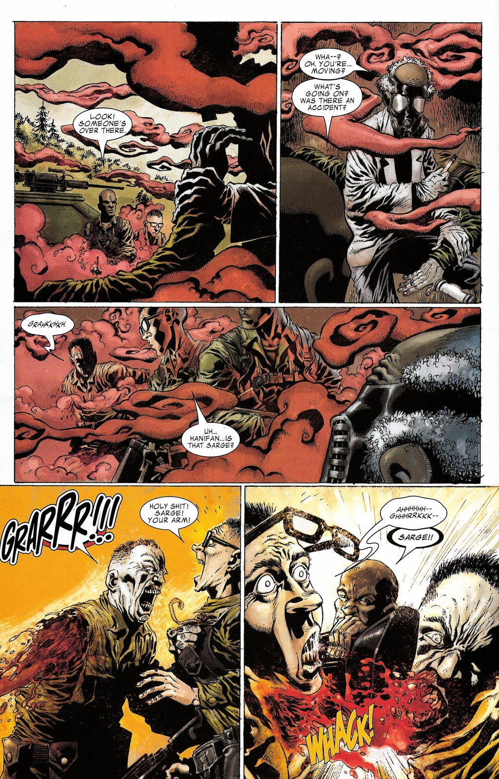 Read online Zombie (2006) comic -  Issue #2 - 3