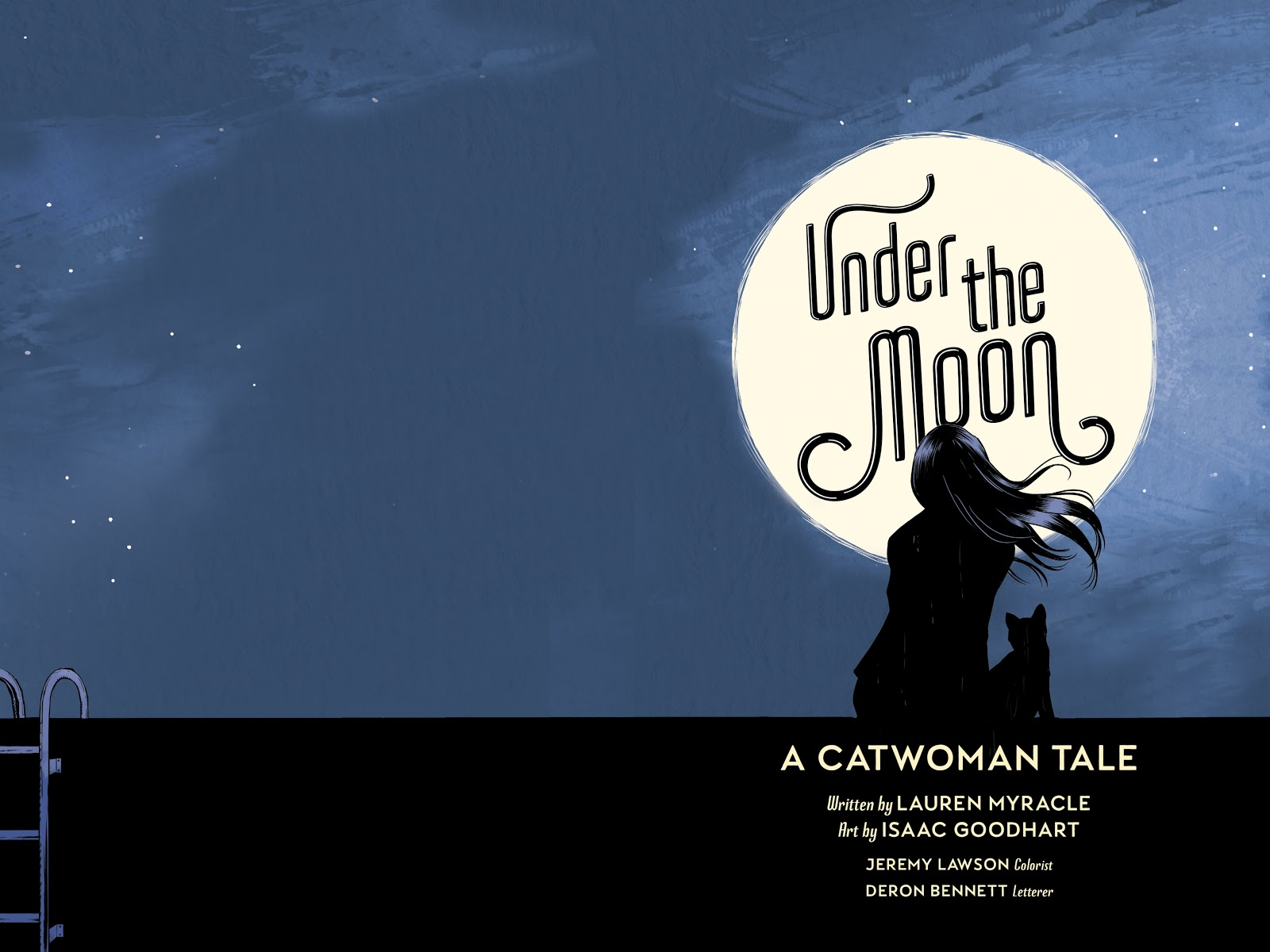 Read online Under the Moon: A Catwoman Tale comic -  Issue # TPB (Part 1) - 3
