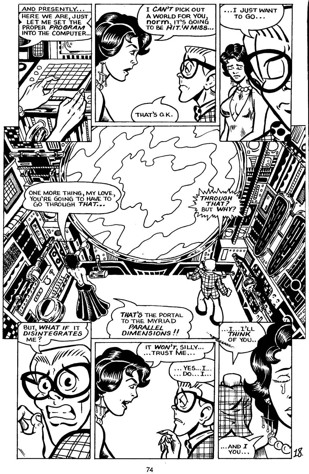 Read online Normalman - The Novel comic -  Issue # TPB (Part 1) - 78