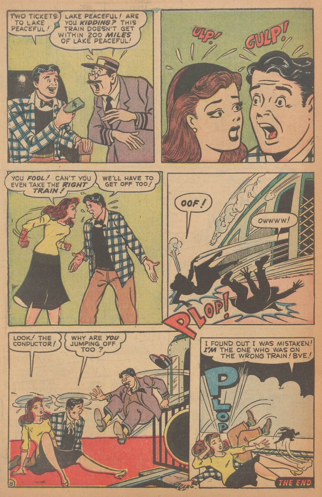 Read online Nellie The Nurse (1945) comic -  Issue #18 - 48