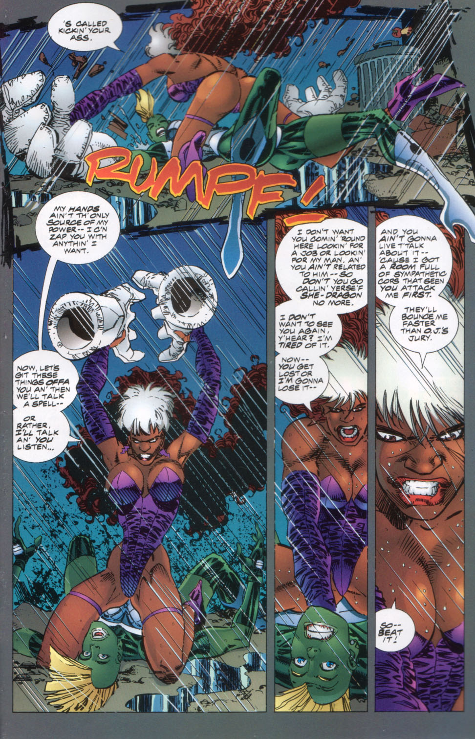 The Savage Dragon (1993) Issue #23 #26 - English 22