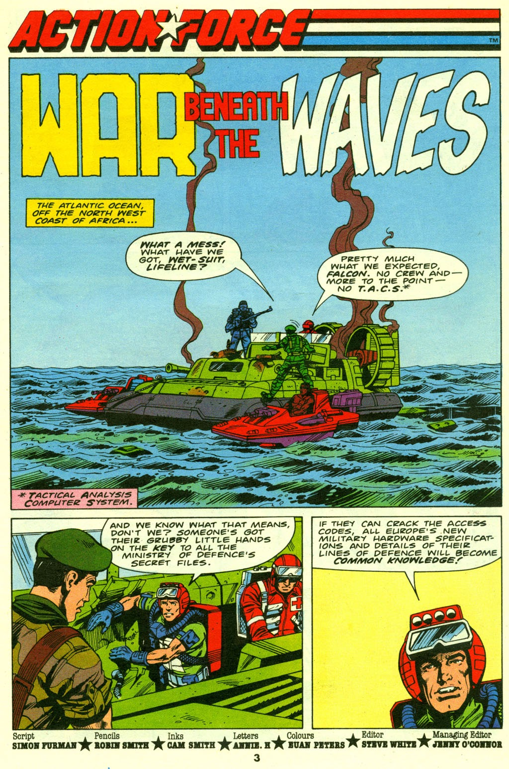 G.I. Joe European Missions issue 14 - Page 4