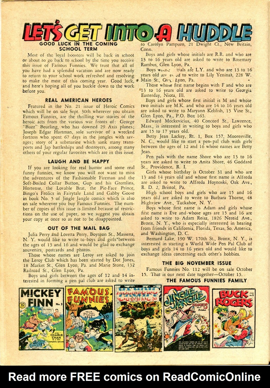 Read online Famous Funnies comic -  Issue #111 - 10