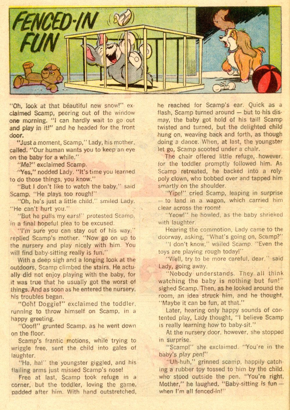 Walt Disney's Comics and Stories issue 330 - Page 24
