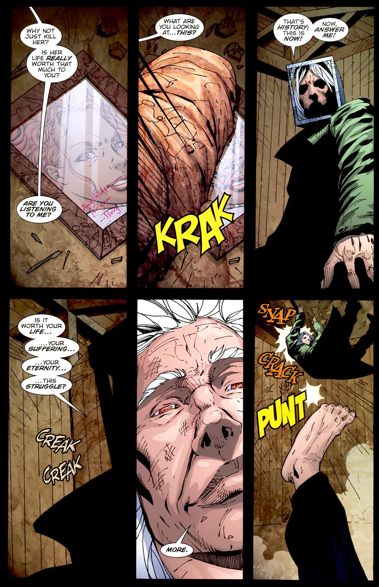 Read online Dead Romeo comic -  Issue #6 - 17