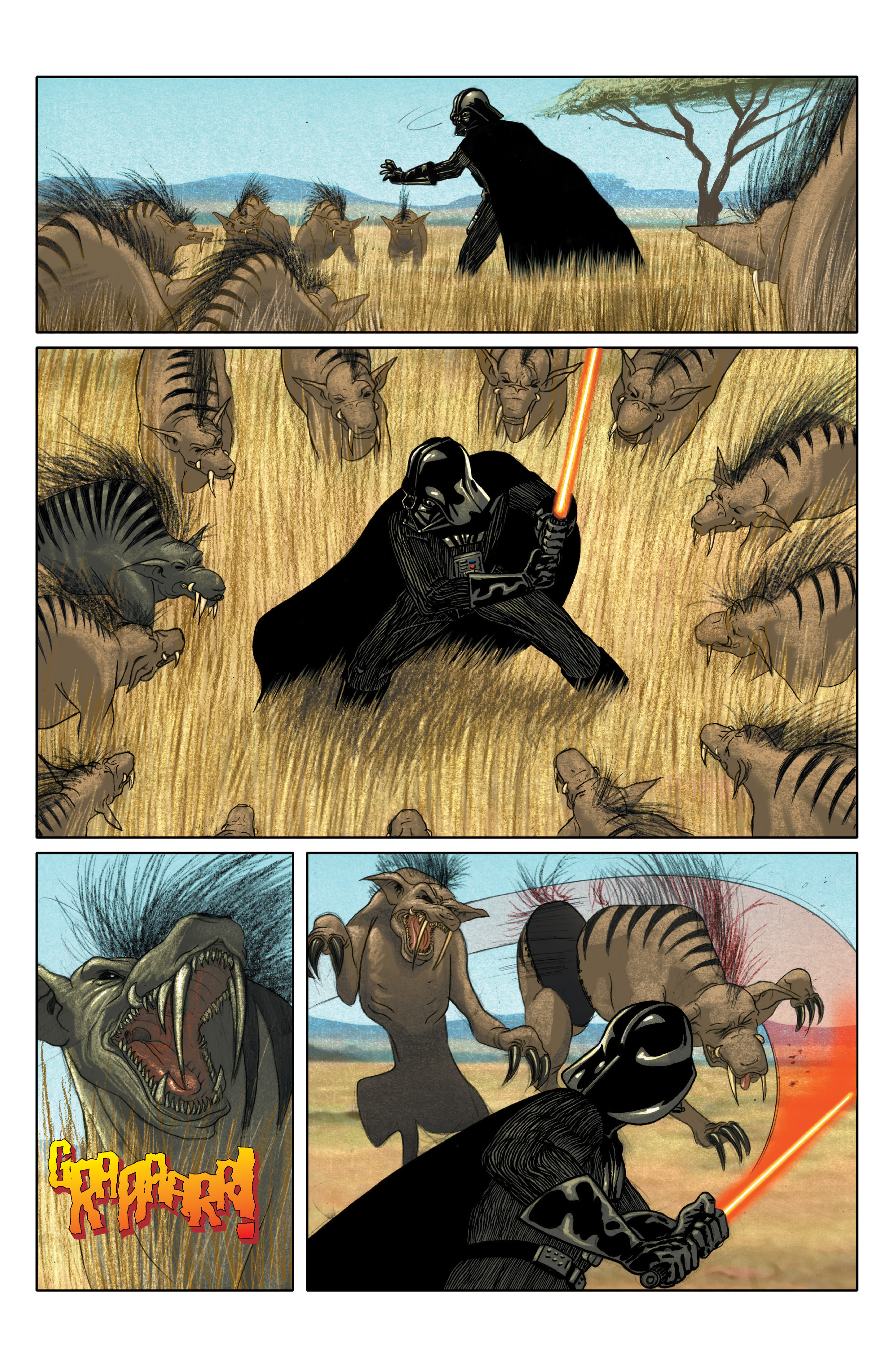 Read online Star Wars Omnibus comic -  Issue # Vol. 17 - 226