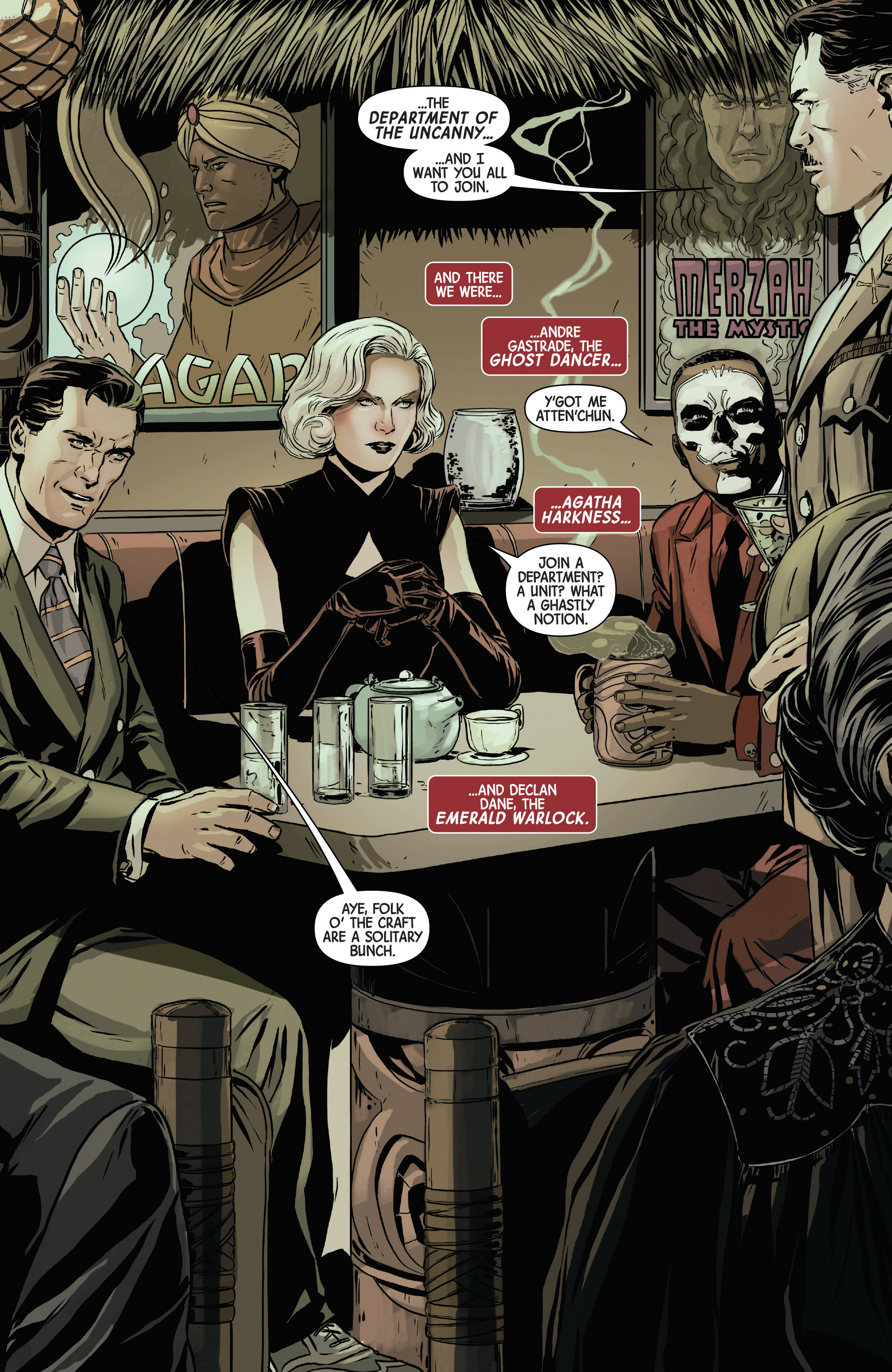 Read online Uncanny Avengers [II] comic -  Issue # _Annual 1 - 5