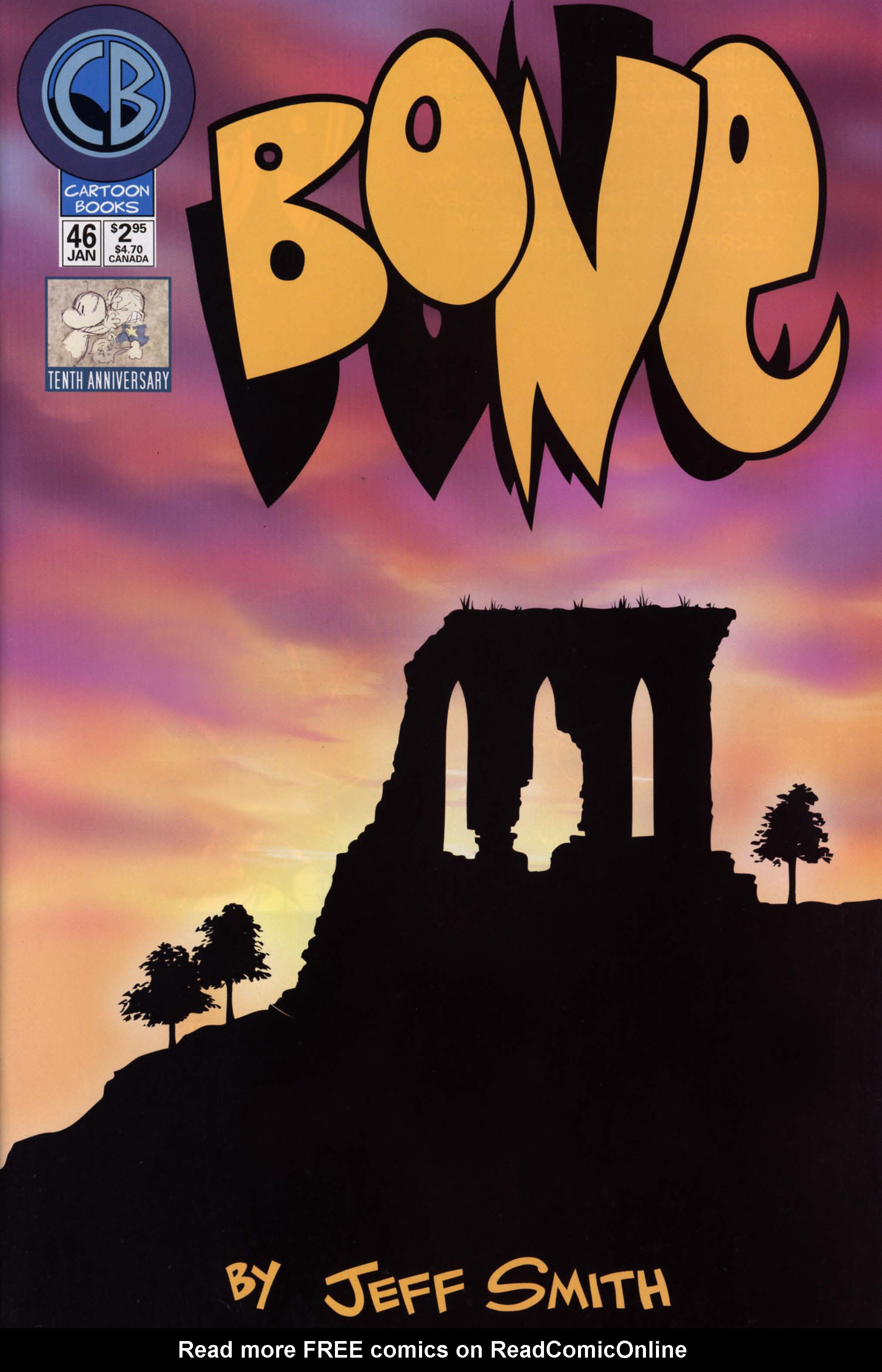 Bone 1991 Issue 46