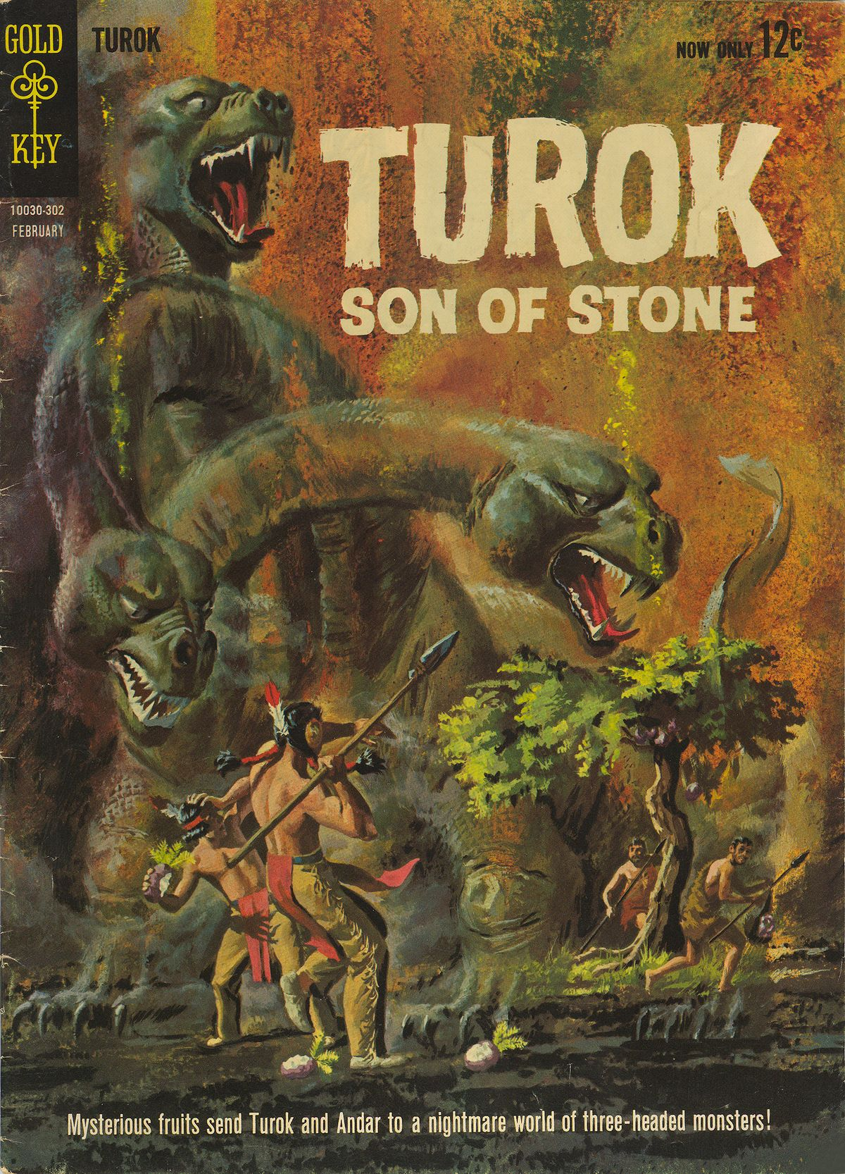 Read online Turok, Son of Stone comic -  Issue #31 - 1