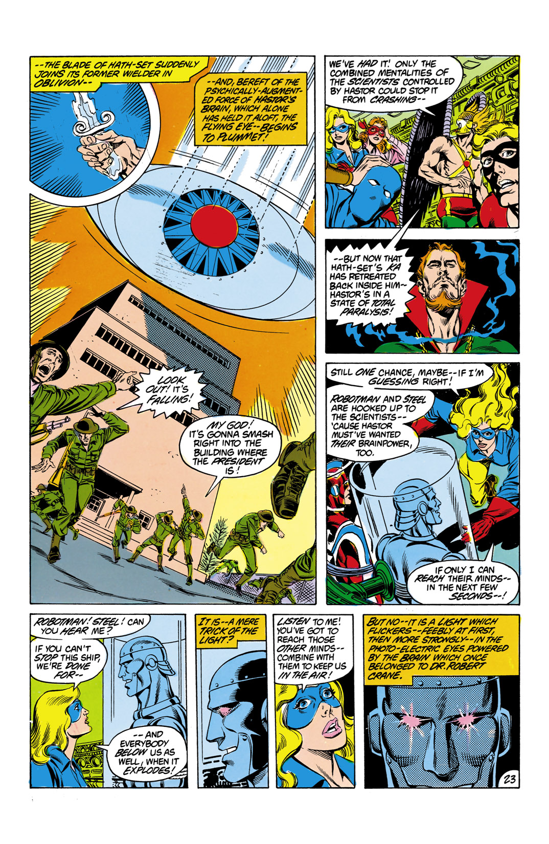 Read online All-Star Squadron comic -  Issue #12 - 24