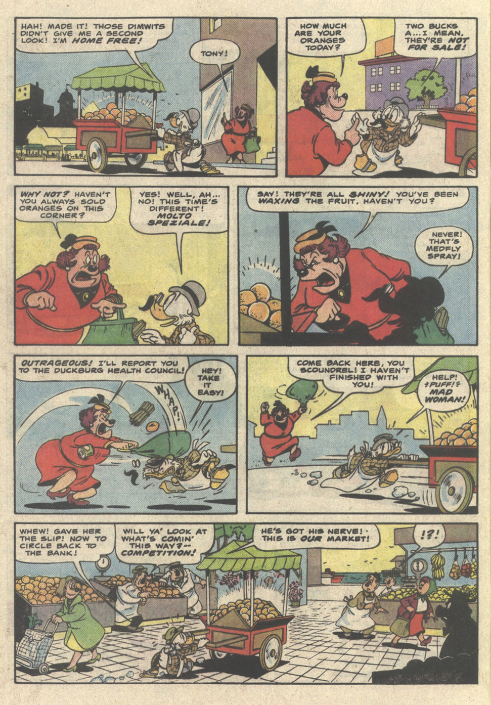 Read online Uncle Scrooge (1953) comic -  Issue #225 - 32