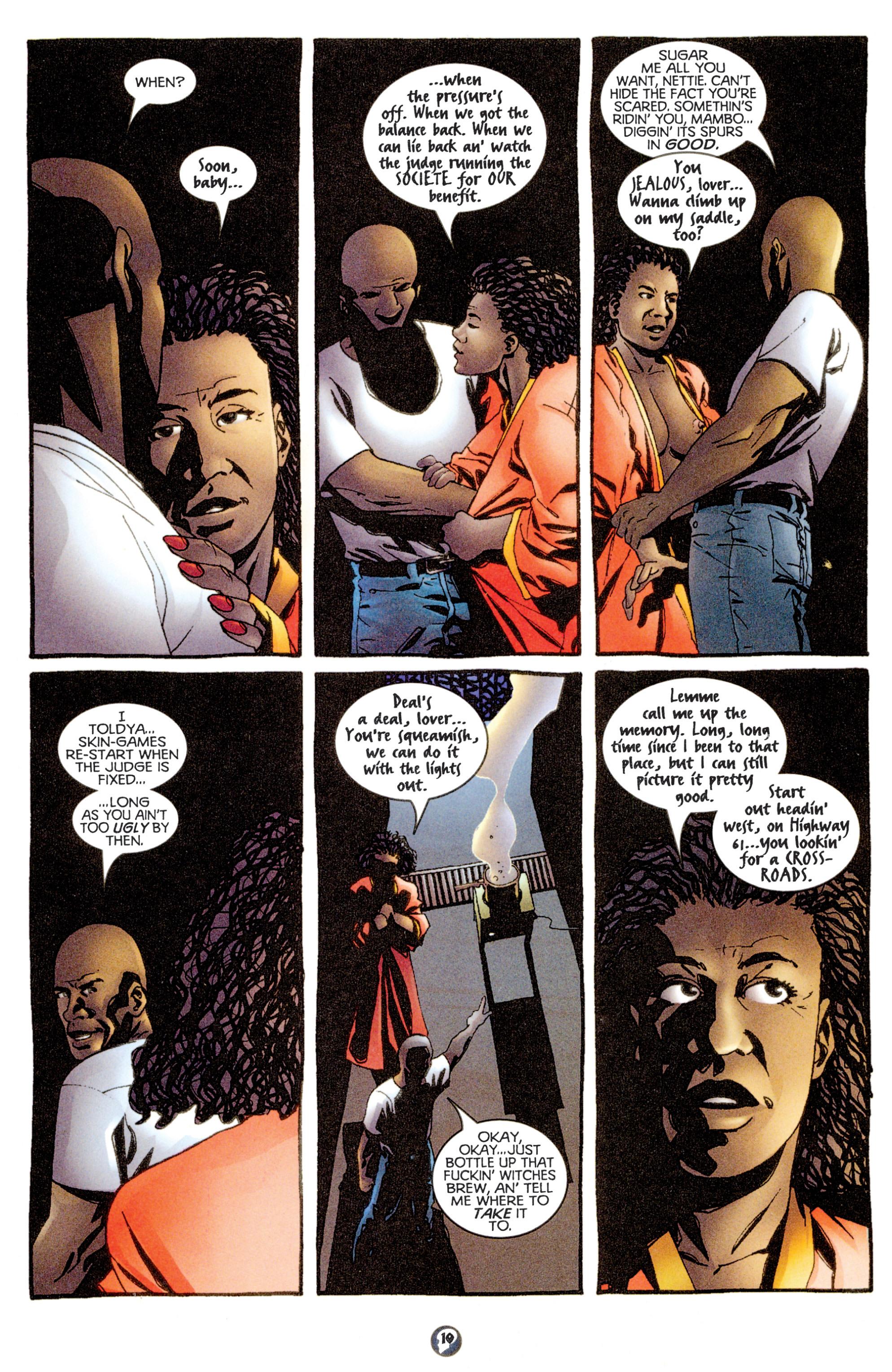 Read online Shadowman (1997) comic -  Issue #13 - 9