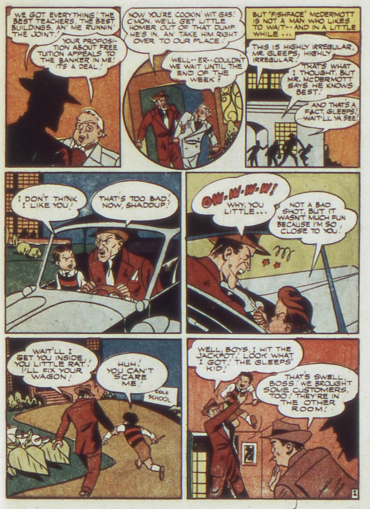 Read online Detective Comics (1937) comic -  Issue #87 - 37