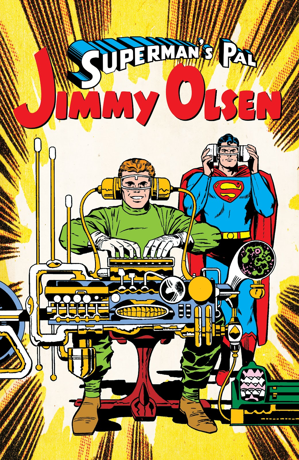 Read online Superman's Pal, Jimmy Olsen by Jack Kirby comic -  Issue # TPB (Part 1) - 2