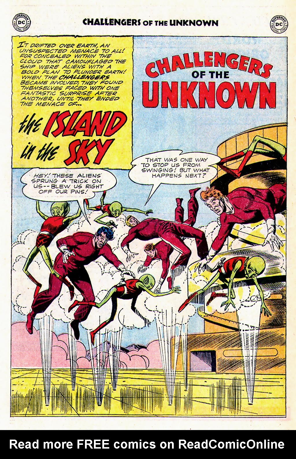 Challengers of the Unknown (1958) issue 23 - Page 18