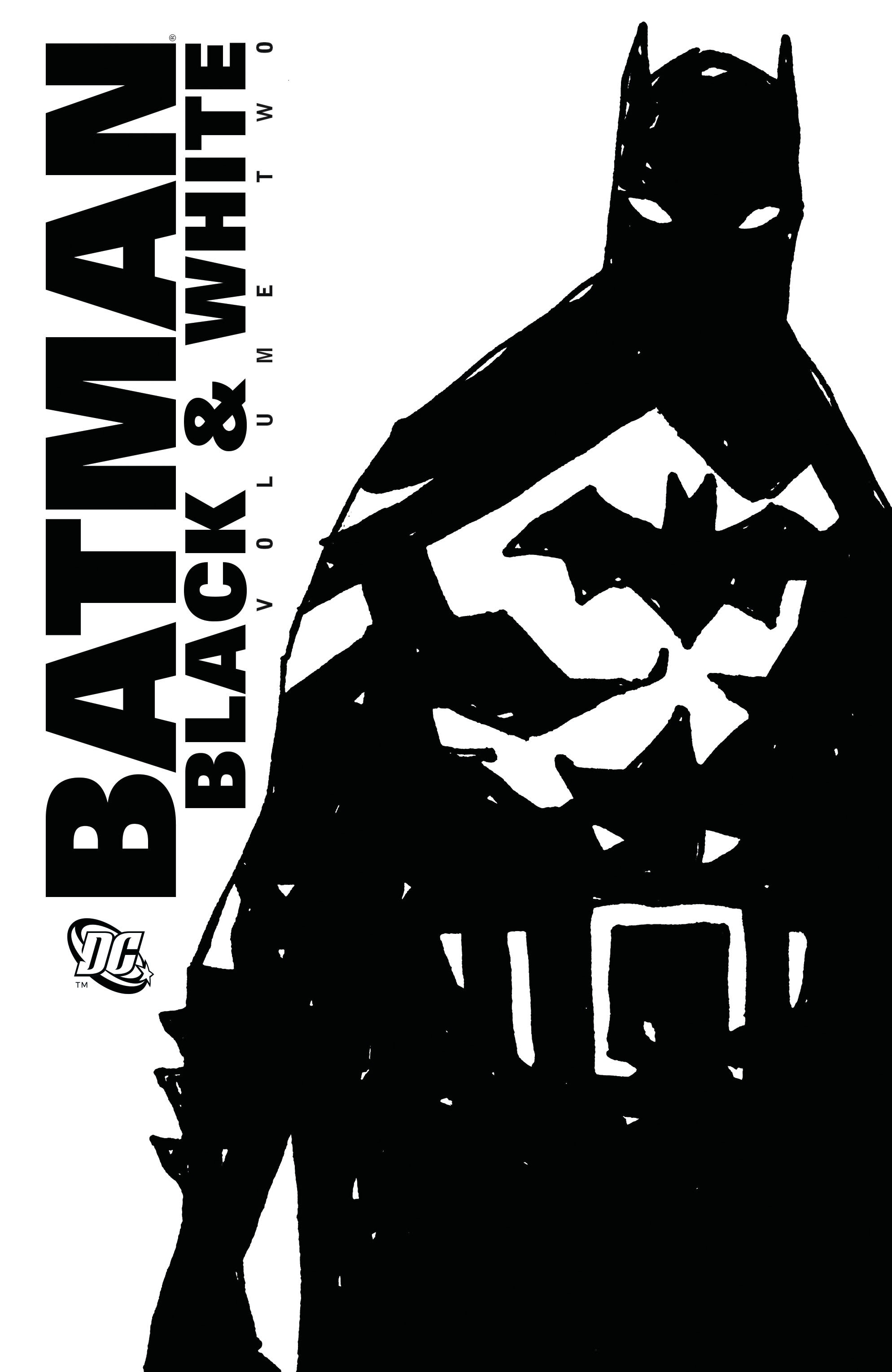 Batman Black and White (1996) _TPB_2_(Part_1) Page 1