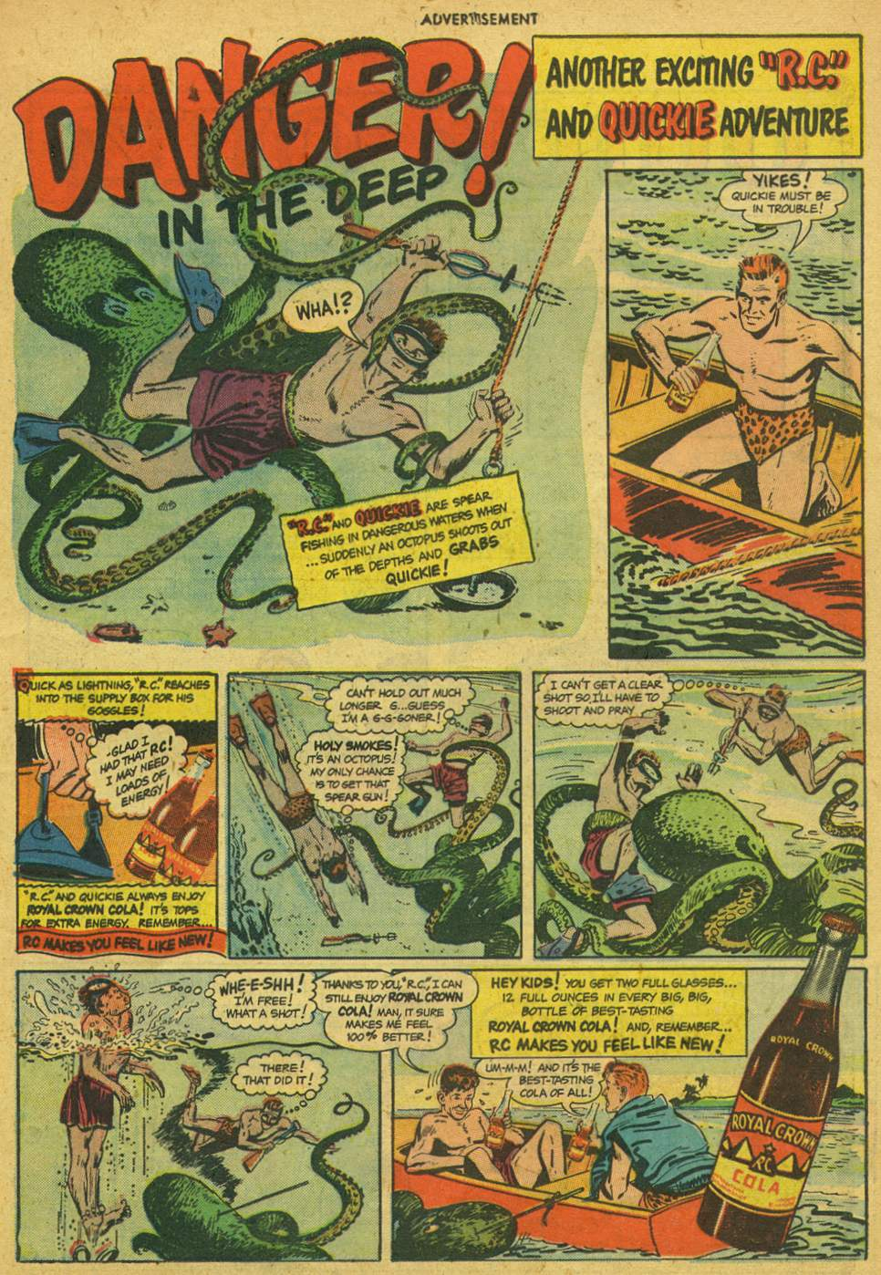 Read online Adventure Comics (1938) comic -  Issue #164 - 15