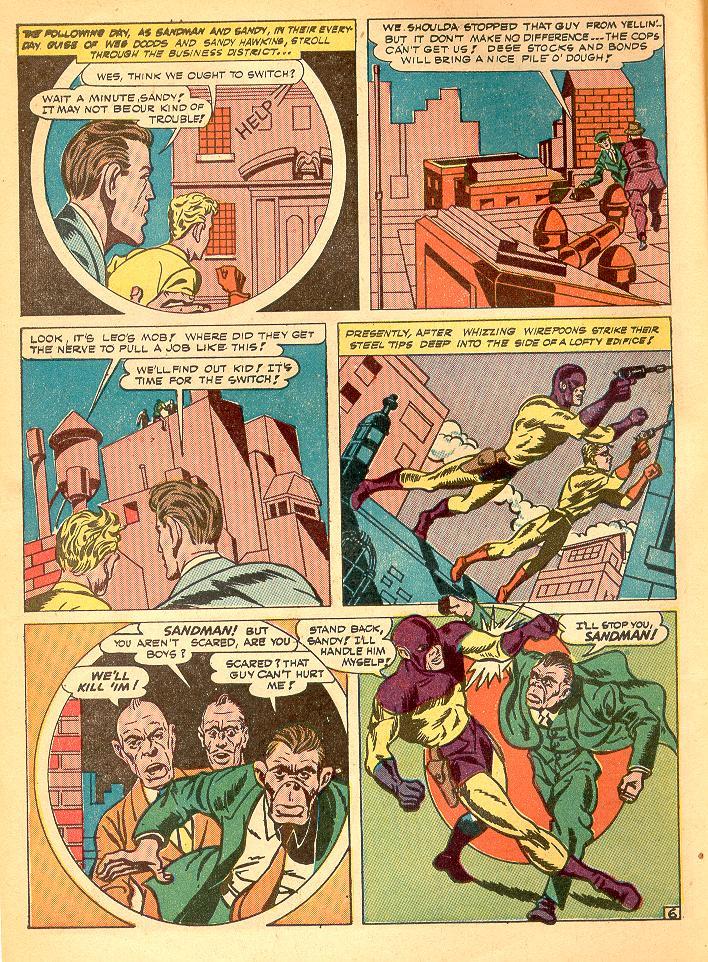 Read online Adventure Comics (1938) comic -  Issue #91 - 8
