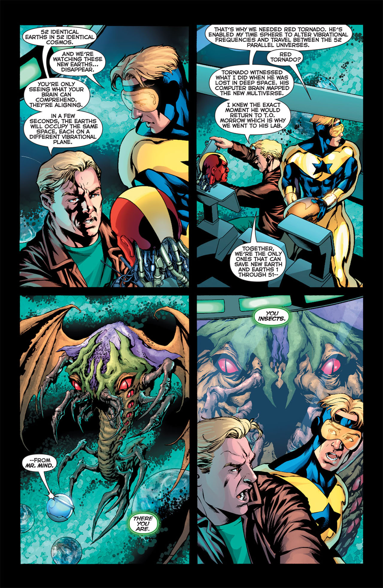 Read online 52 comic -  Issue #52 - 7