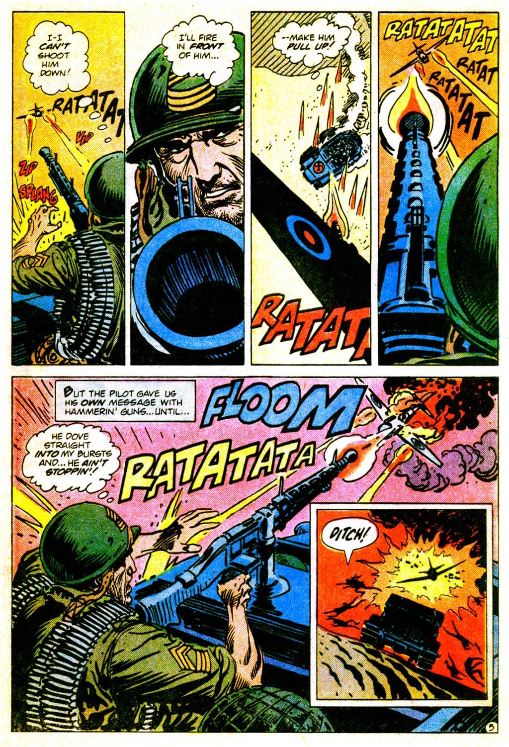 Read online Sgt. Rock comic -  Issue #373 - 8