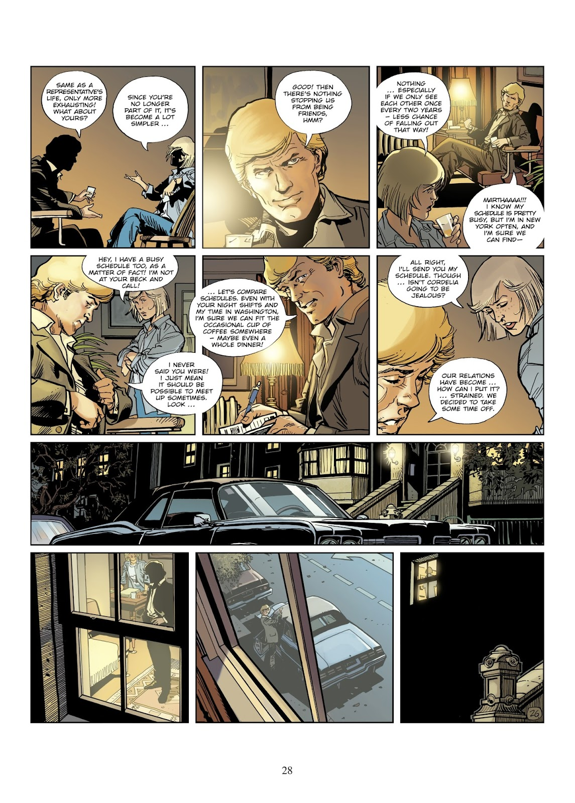 XIII Mystery issue 8 - Page 30
