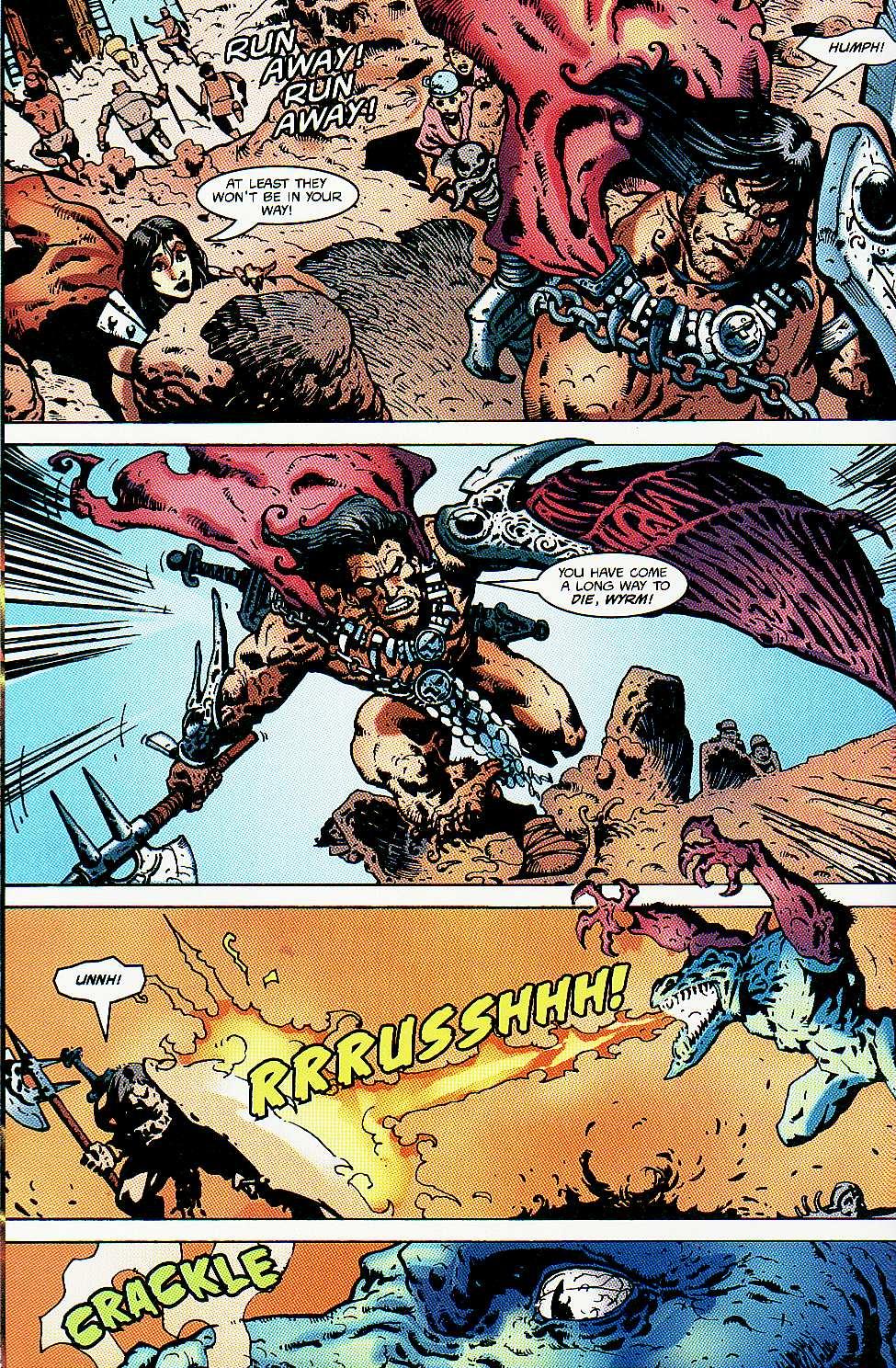 Read online Conan: Return of Styrm comic -  Issue #3 - 10