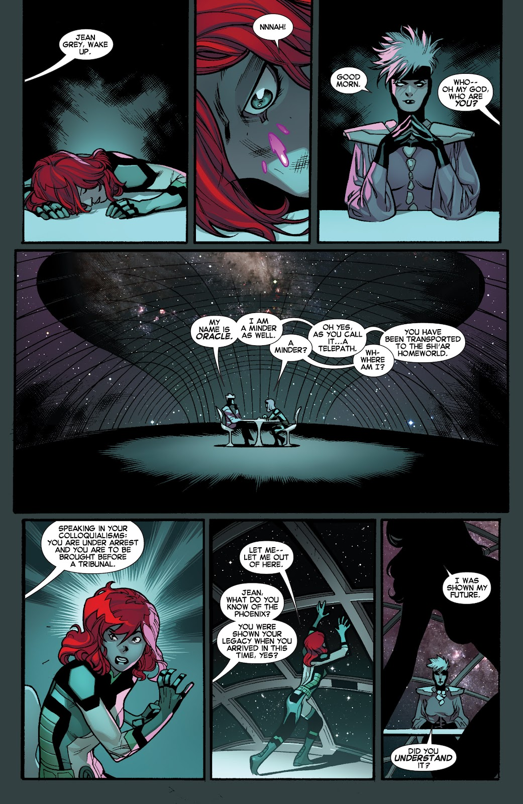 Guardians of the Galaxy/All-New X-Men: The Trial of Jean Grey issue TPB - Page 54
