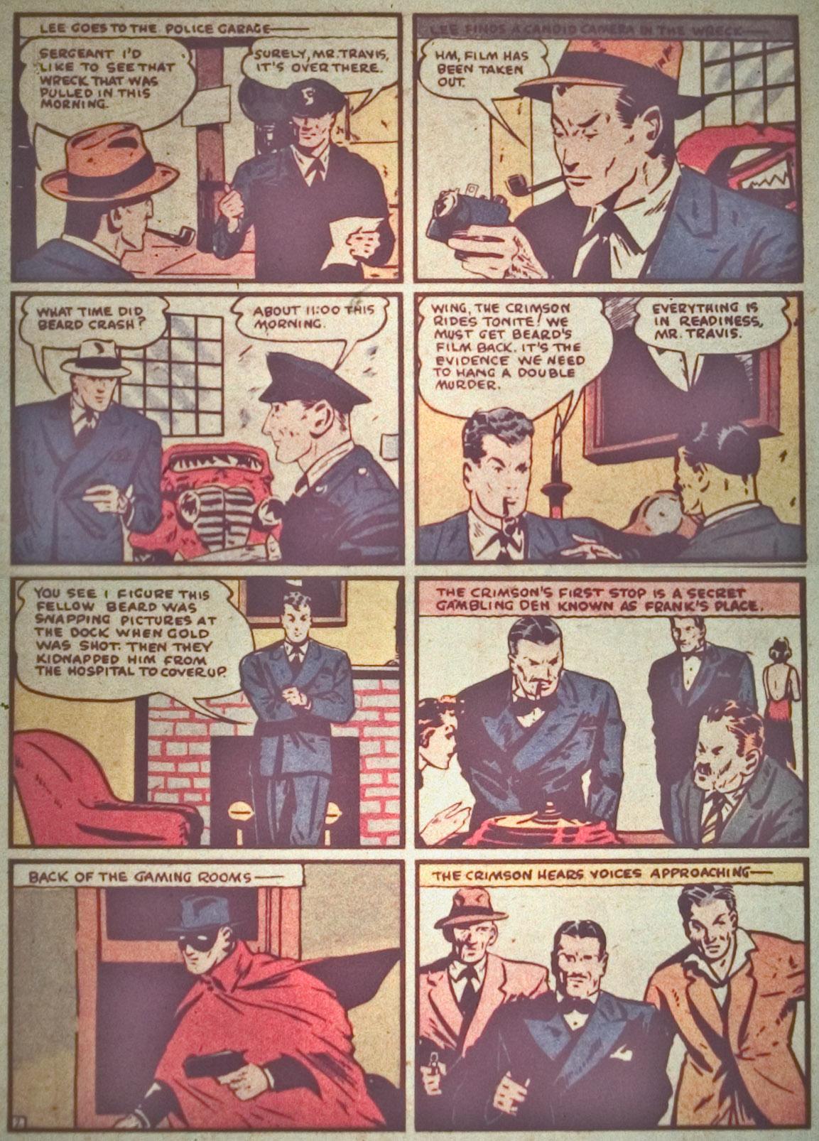 Read online Detective Comics (1937) comic -  Issue #27 - 30