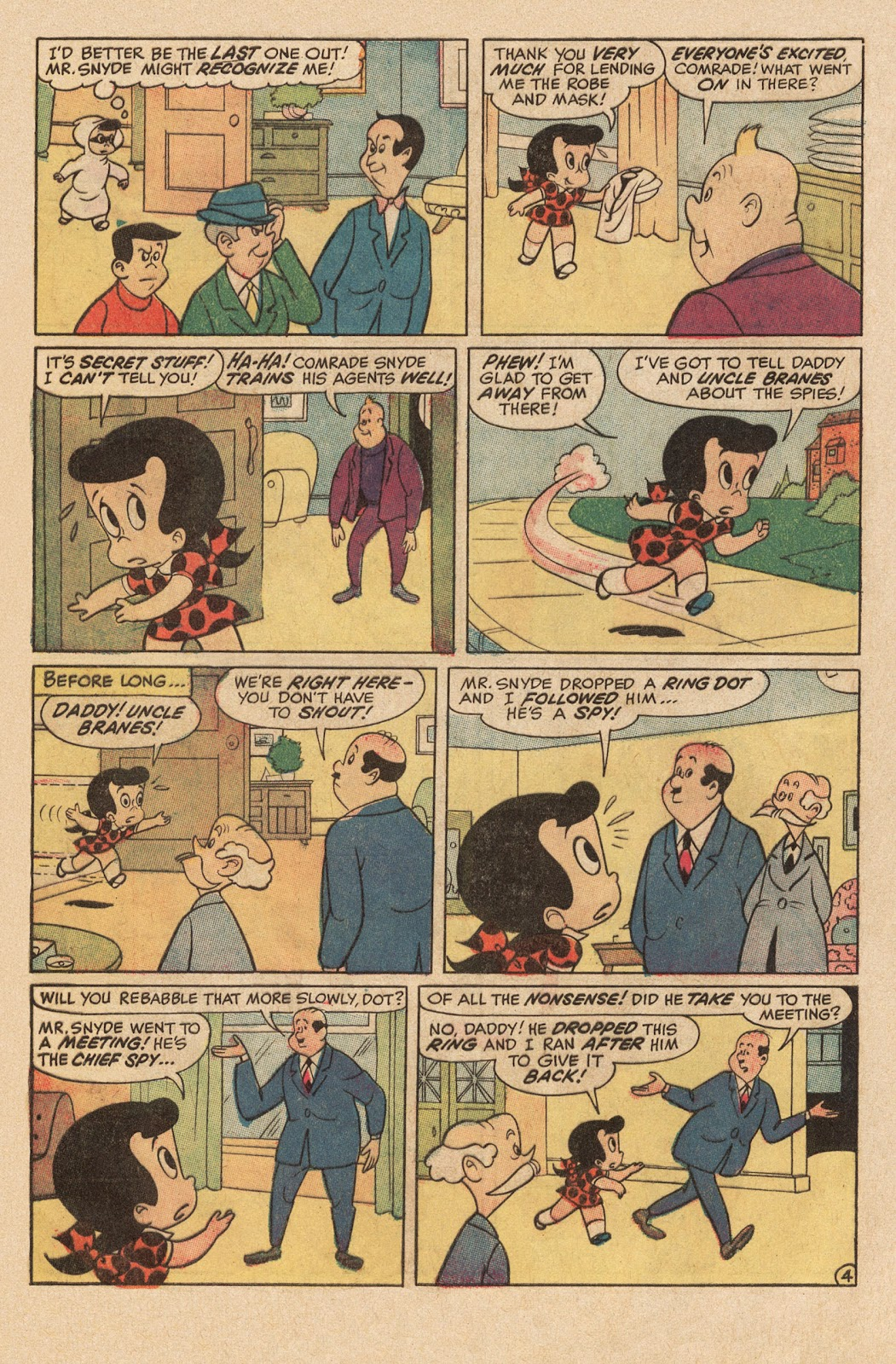 Little Dot (1953) issue 159 - Page 8