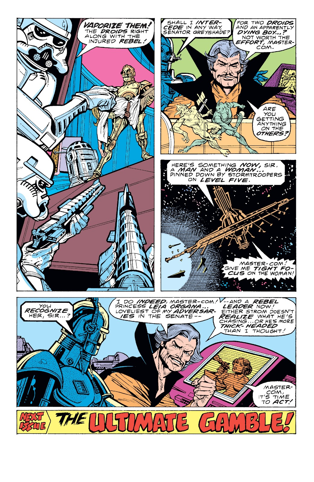 Read online Star Wars Legends: The Original Marvel Years - Epic Collection comic -  Issue # TPB 1 (Part 4) - 32