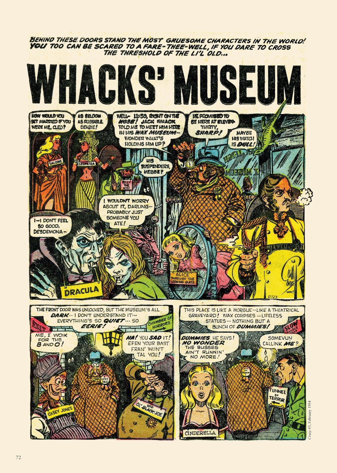 Read online Sincerest Form of Parody: The Best 1950s MAD-Inspired Satirical Comics comic -  Issue # TPB (Part 1) - 73