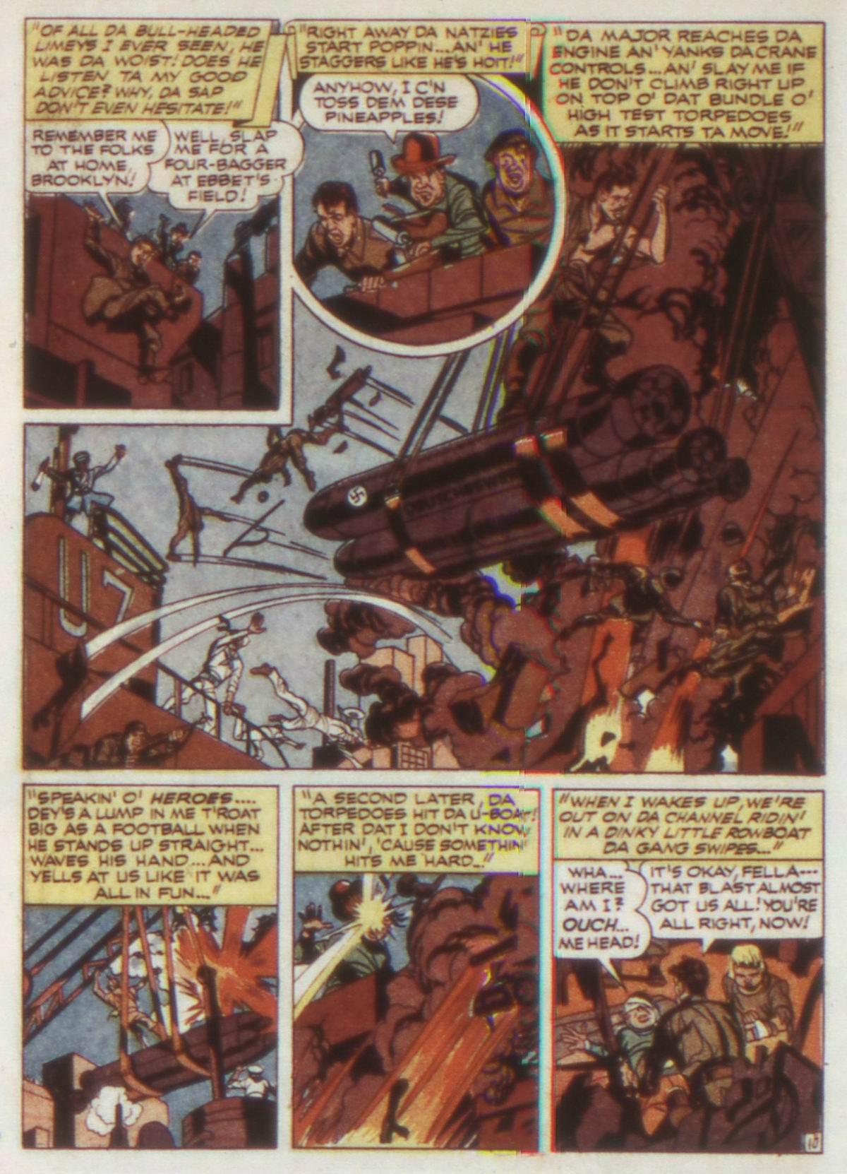 Read online Detective Comics (1937) comic -  Issue #74 - 26