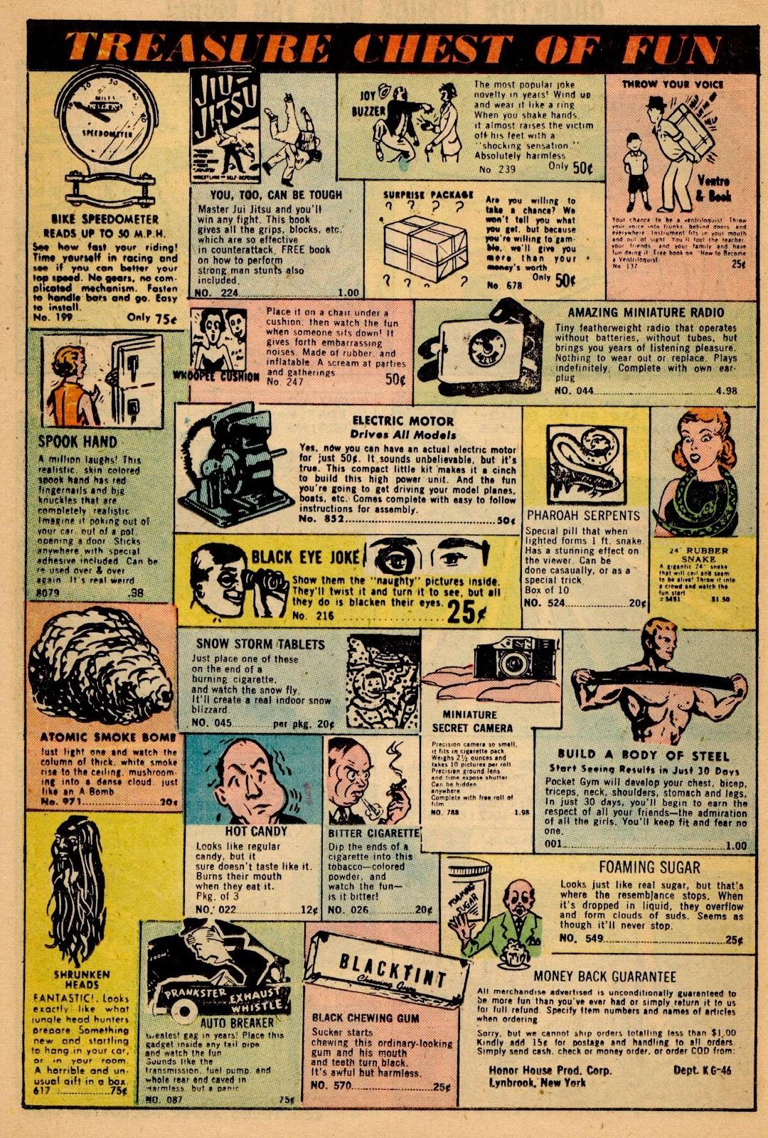 Read online Fightin' Navy comic -  Issue #90 - 22