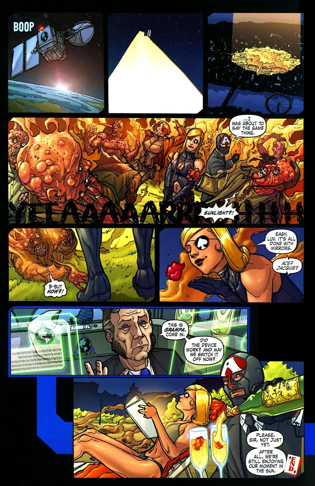 Read online Amazing Fantasy (2004) comic -  Issue #15 - 12