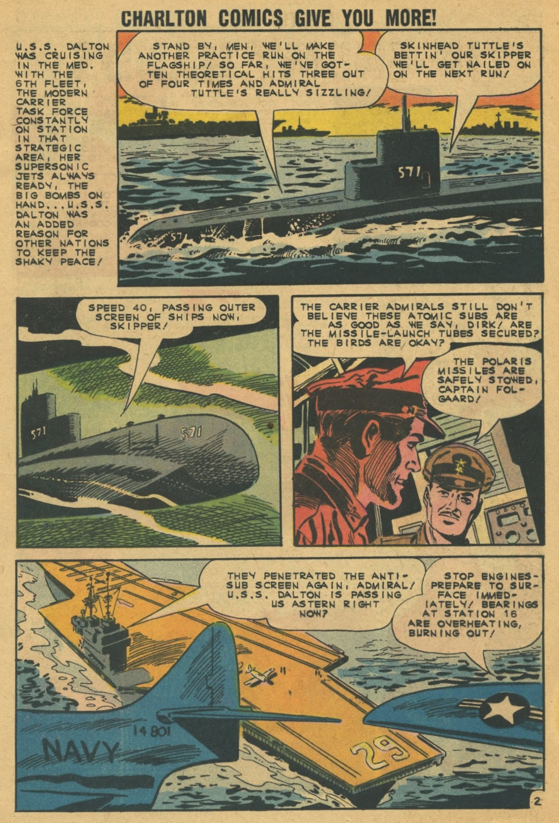 Read online Fightin' Navy comic -  Issue #103 - 13