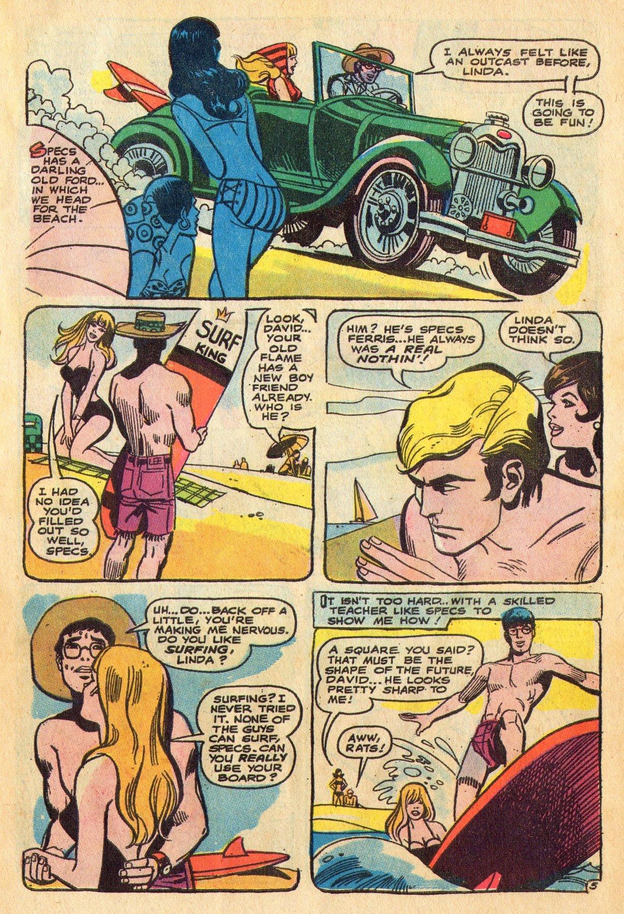 Read online Secret Hearts comic -  Issue #136 - 7